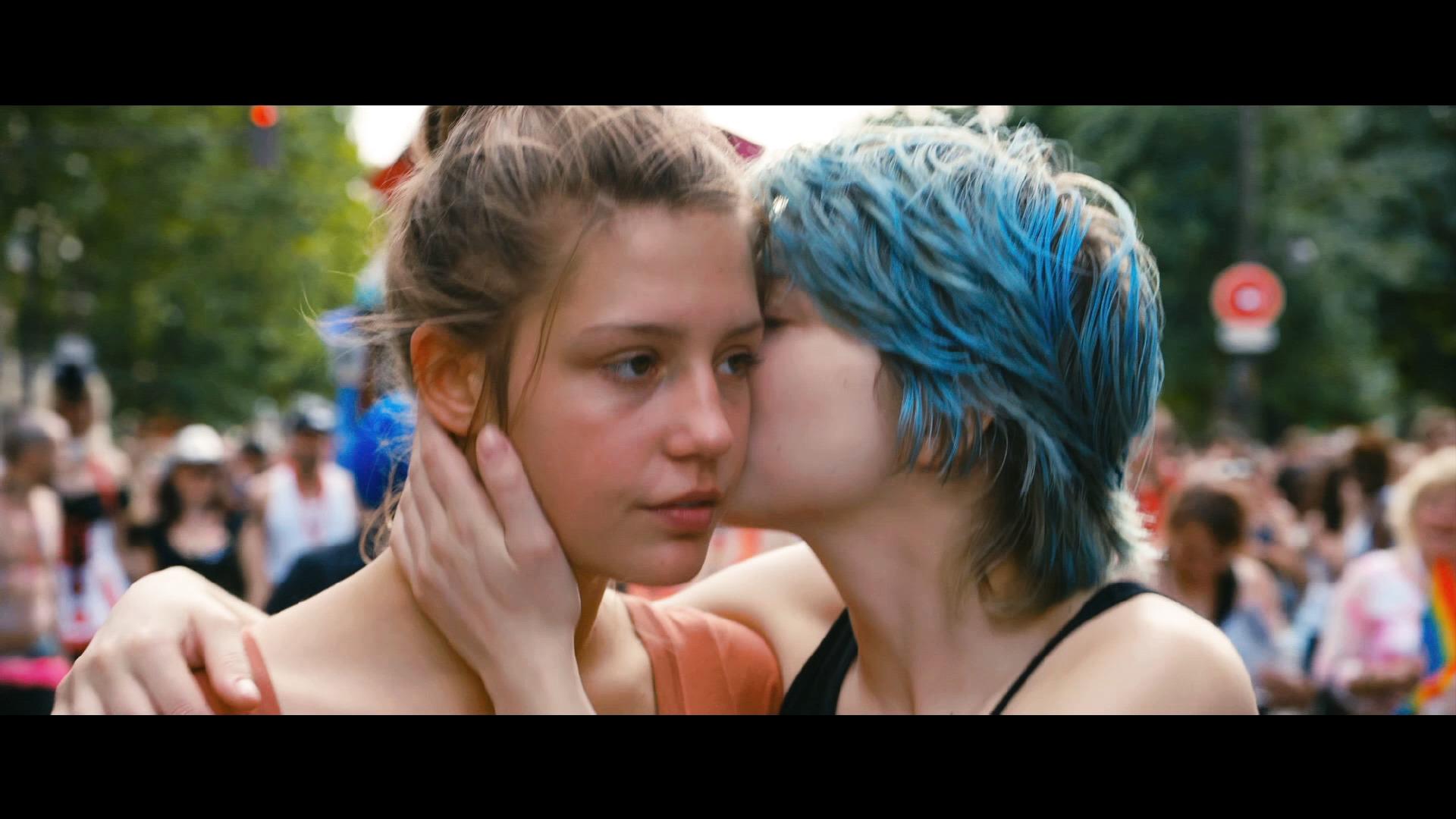 Blå Är Den Varmaste Färgen Trailer